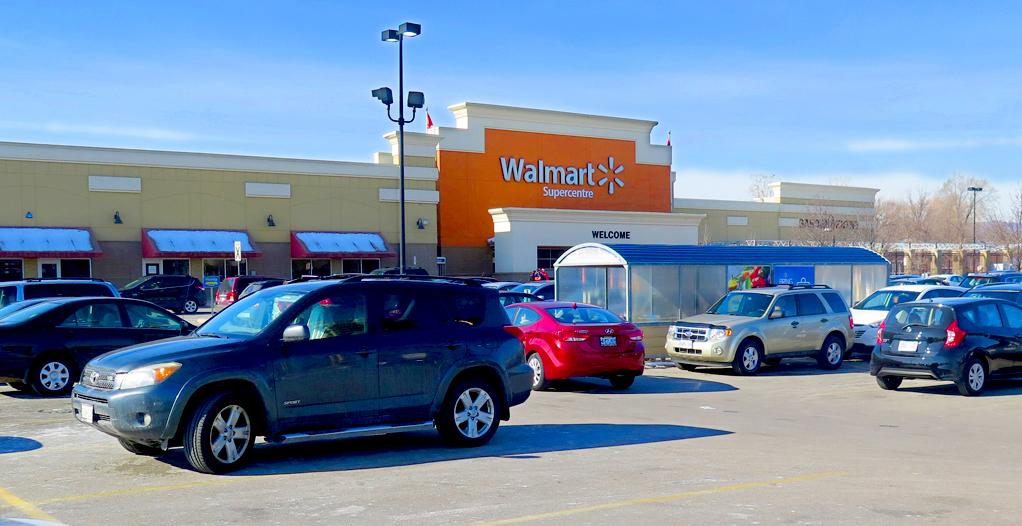Walmart solar, geothermal & more