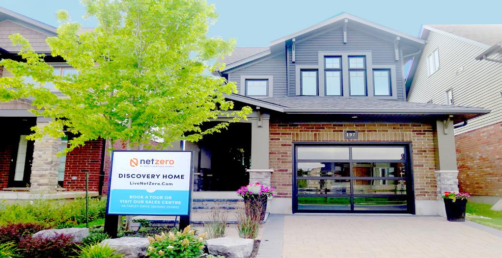 This home is net-zero energy