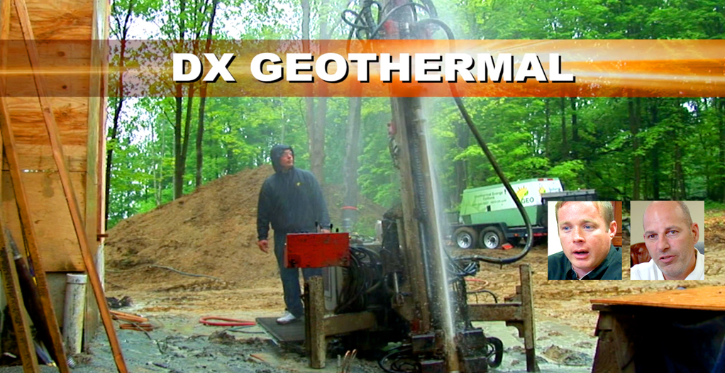Geothermal replaces oil in upper state New York